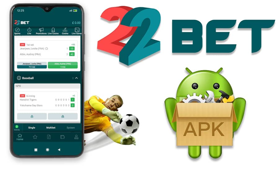 22bet-android-apk